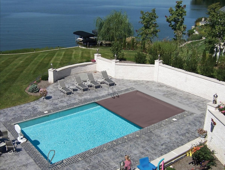 See Our Pool Cover Color Options Automatic Pool Covers Inc