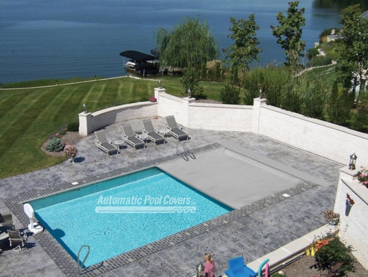 See Our Pool Cover Color Options | Automatic Pool Covers, Inc.