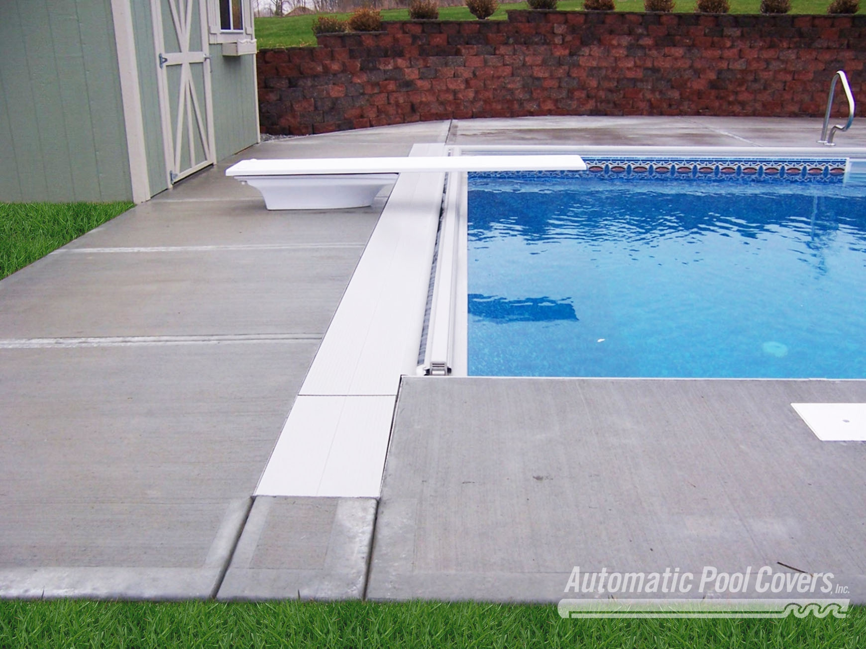 Three Sixty Five System Automatic Pool Covers