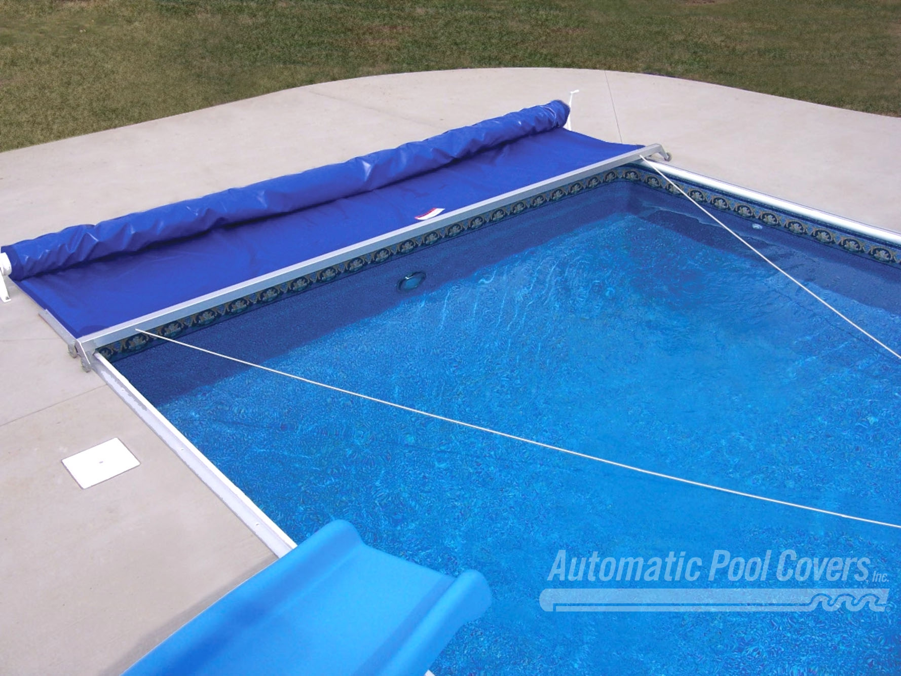 Manualguard Pool Cover Automatic Pool Covers